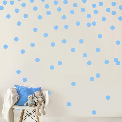 vinil de parede para espaço infantil